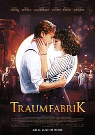 """Movie poster for """"Traumfabrik"""""""