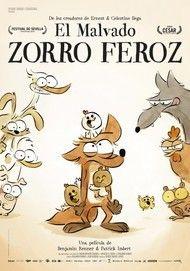 """Póster para """"EL MALVADO ZORRO FEROZ"""""""