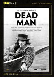 """Filmplakat für """"Dead Man"""""""