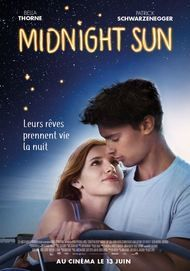 """Movie poster for """"MIDNIGHT SUN"""""""