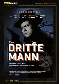 """Movie poster for """"THE THIRD MAN"""""""