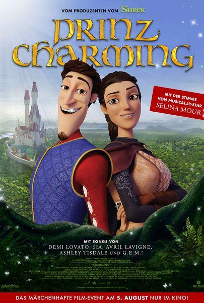 """Filmplakat für """"Prinz Charming"""""""
