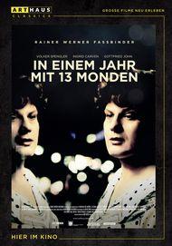 """Filmplakat für """"In einem Jahr mit 13 Monden"""""""