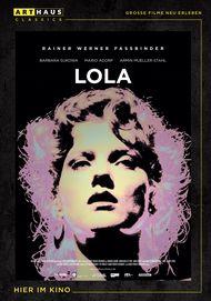 """Filmplakat für """"Lola"""""""