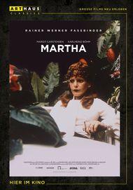 """Filmplakat für """"Martha"""""""