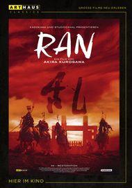 """Filmplakat für """"Ran"""""""