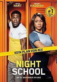 """Filmplakat für """"NIGHT SCHOOL"""""""