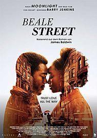 """Filmplakat für """"Beale Street"""""""