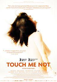 """Filmplakat für """"TOUCH ME NOT"""""""