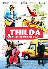 """Filmplakat für """"Thilda & die beste Band der Welt"""""""