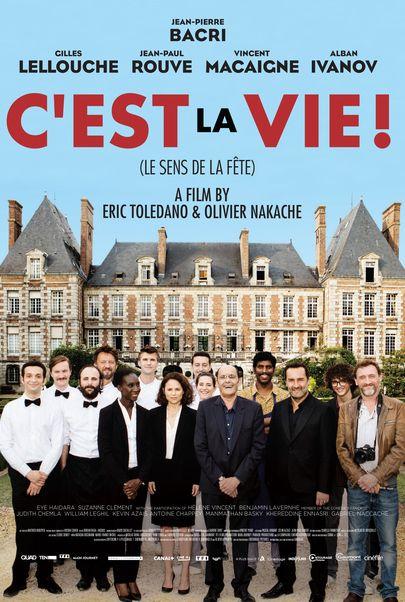 """Movie poster for """"C'EST LA VIE"""""""