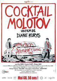 """Affiche du film """"COCKTAIL MOLOTOV"""""""