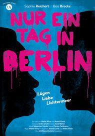 """Movie poster for """"Nur ein Tag in Berlin"""""""