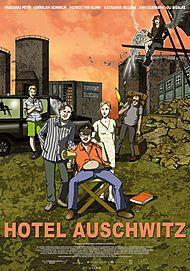 """Movie poster for """"Hotel Auschwitz"""""""