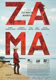"""Filmplakat für """"ZAMA"""""""