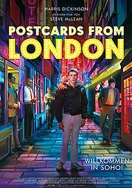 """Filmplakat für """"Postcards from London"""""""