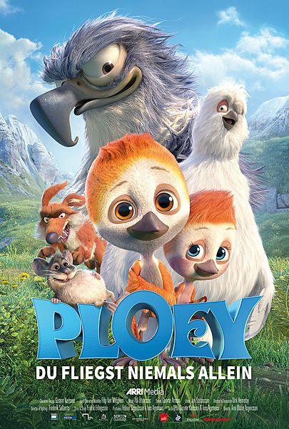"""Filmplakat für """"Ploey - Du fliegst niemals allein"""""""