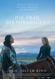 """Filmplakat für """"Die Frau, die vorausgeht"""""""