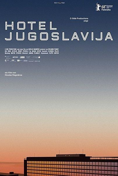 "Movie poster for ""Hotel Jugoslavija"""