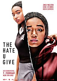 """Movie poster for """"THE HATE U GIVE"""""""