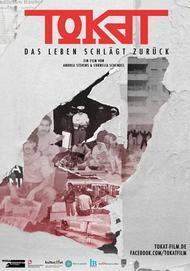"""Movie poster for """"Tokat - Das Leben schlägt zurück"""""""