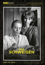 """Filmplakat für """"Das Schweigen"""""""