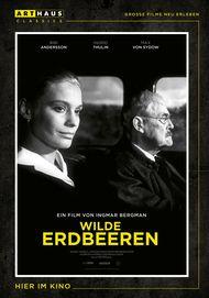 """Filmplakat für """"Wilde Erdbeeren"""""""