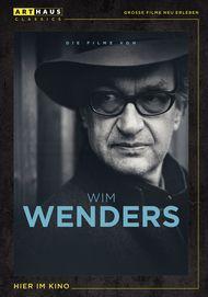 """Filmplakat für """"Wim Wenders Retrospektive / Road Movies"""""""