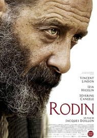 """Movie poster for """"RODIN"""""""