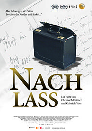 "Movie poster for ""Nachlass"""