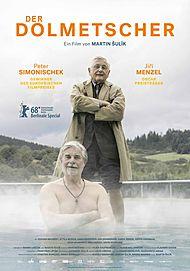 """Filmplakat für """"Der Dolmetscher"""""""