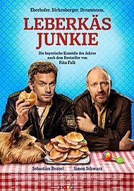 "Movie poster for ""LEBERKÄSJUNKIE"""