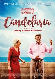 """Movie poster for """"CANDELARIA"""""""