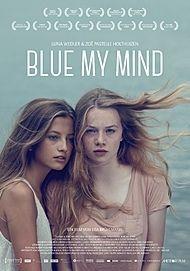 """Filmplakat für """"Blue My Mind"""""""