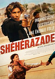 """Movie poster for """"SHEHERAZADE"""""""
