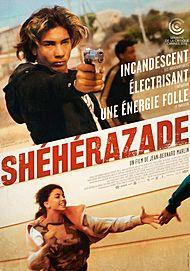 "Affiche du film ""SHEHERAZADE"""
