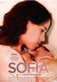 """Movie poster for """"SOFIA"""""""