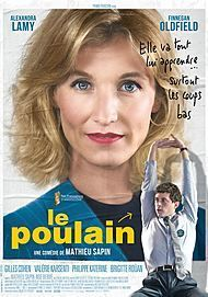 "Movie poster for ""LE POULAIN( WE NEED YOUR VOTE)"""