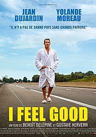 """Movie poster for """"I FEEL GOOD"""""""