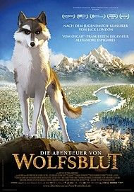 """Movie poster for """"White Fang"""""""