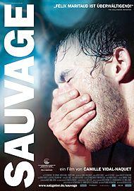 """Filmplakat für """"Sauvage"""""""