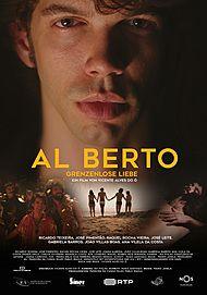"""Filmplakat für """"Al Berto"""""""