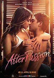 """Movie poster for """"After Passion"""""""