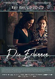 """Filmplakat für """"Die Erbinnen"""""""