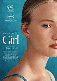 "Movie poster for ""GIRL"""