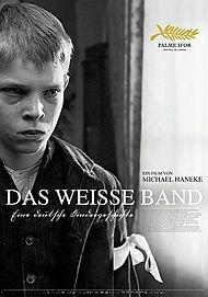 """Filmplakat für """"Das Weiße Band"""""""