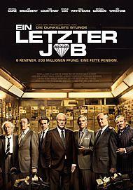 """Filmplakat für """"Ein Letzter Job"""""""