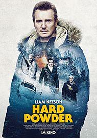 """Filmplakat für """"Hard Powder"""""""