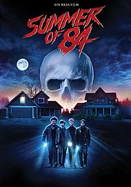"Movie poster for ""SUMMER OF 84"""