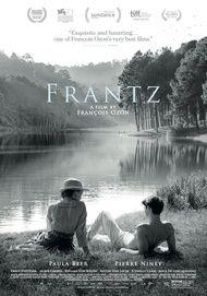 """Movie poster for """"FRANTZ"""""""